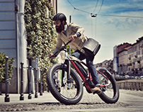 Fantic E-bike range project