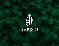 JARDIN CBD - Logo and Packaging