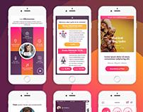 Shakn · Dating App