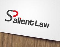 Salient Law (logo)