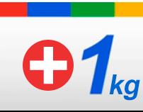 Google +1Kg
