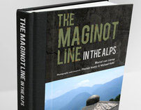 "Bookcover ""MaginotLine in the Alps"""