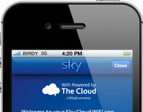 Sky Cloud WiFi (iOS, Android and Web)