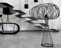 Carbon lamp