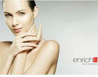 Advertising - Enrich ( Salon & Academy )