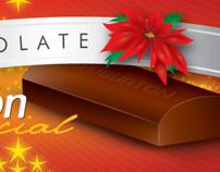 Envoltura para Barra de Chocolate