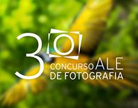 3º Concurso ALE de Fotografia