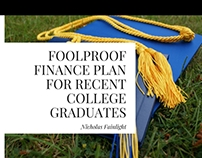 Foolproof Finance Plan for Recent College Graduates