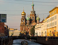 Keep traveling: Russia, the cold country