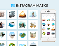 50 Instagram Masks