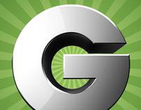Groupon iPhone App UI