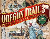 Game Content: The Oregon Trail, MECC/The Learning Co.