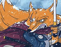 Ronin Fox