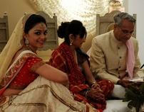 Wedding : Maniti and Chanakya