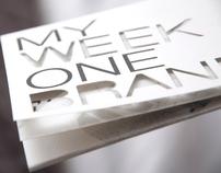 My week One brand