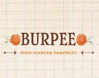 Burpee Seed Pamphlet