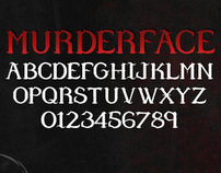 Murderface Font