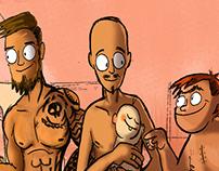 """""""ELLOS"""" Nuevos hombres, Nuevas masculinidades"""