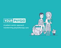 YourPhysio: An UI UX Case Study