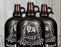 Logger's American Lager