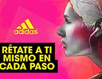 Adidas energy team