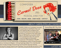 Carmel Dean | Website & Blog