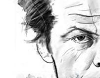 Jack Nicholson Portrait-Tribute