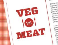 Veg vs Meat