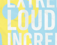 Book Jacket Design - Extremely Loud & Incredibly Close