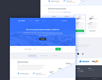 REHOST landing page