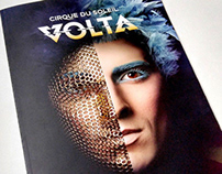 Cirque Du Soleil Volta Book