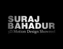 Suraj Bahadur Showreel