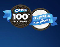 Oreo 100th Birthday - Celebrate the kid inside