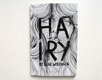 HAIRY, 100 pages in black and white