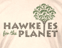 Hawkeyes for the Planet
