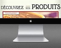 La Renommée - Webdesign