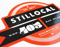 Stillocal Branding