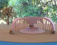 Projeto: Abrigo Contemplativo | Quiosque (ARQ 1)