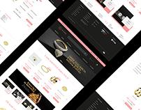 MG Joias - Redesign de E-commerce