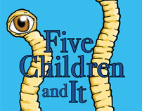 Design of children's book