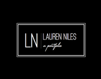 Lauren Niles Portfolio: Event and Fashion Styling