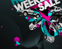 Honda - Weekend Sale