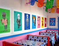 Pinche's Tacos: Wall Art