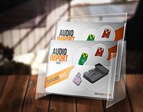 Catálogo de Productos Audio Import 2013