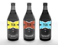 TEN X BEER