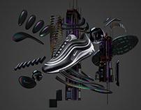 NIKE Airmax | Retouch & CGI