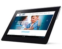 Diseño Web - Cliente: Asistencia Pediátrica S.J.