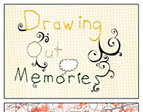 Drawing Out Memories Exhibition (2014)