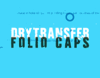 LRC Type - DryTransfer Folio Caps (Free)