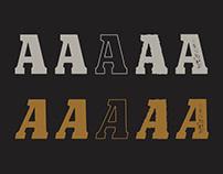 Bonaro - Vintage Font Family